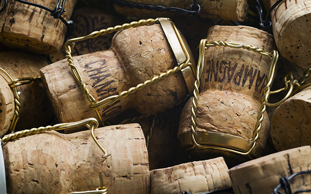 Champagne's best style is reserved for multiple vintages