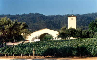 Robert Mondavi - A Space Age Wine Company