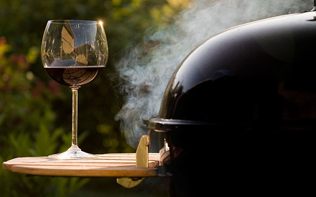 Top 10 : BC Wines for the BBQ