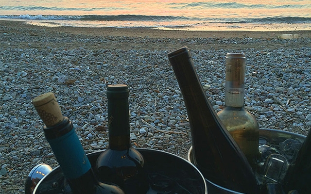Top 10 : BC Day Beach Wines