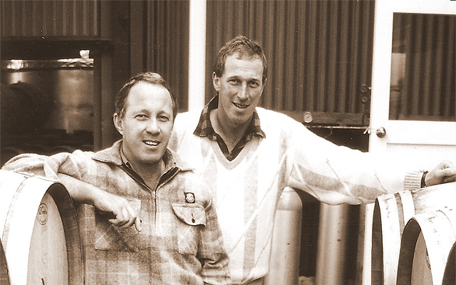 Origin of Kiwi Sauvignon Blanc