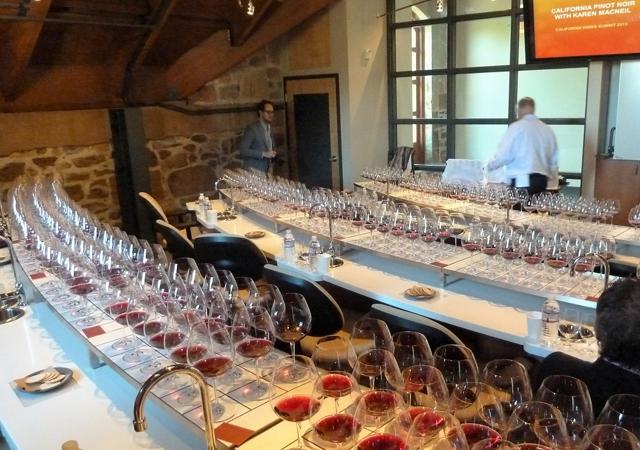 Grapes : Pinot Noir