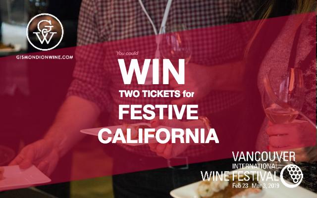 Van Wine Fest Giveaway