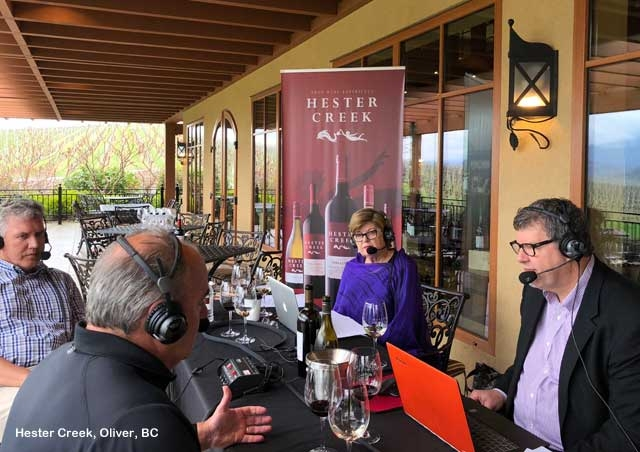 BC Food & Wine Radio Network