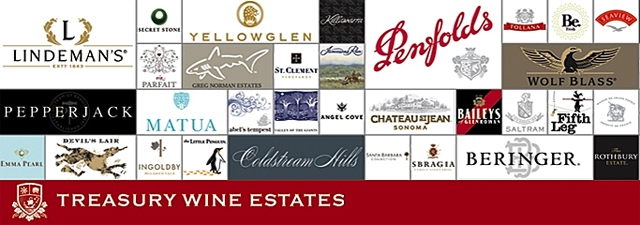 Treasury Wines Announces New Canadian Importer and Distributor