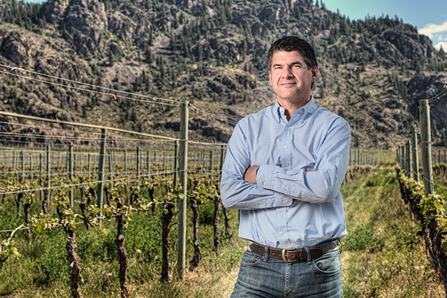 New CEO And Winemaker at Phantom Creek