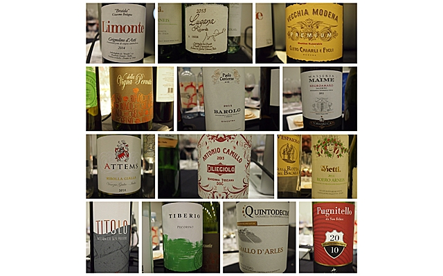 Top 10 Italian Autochthonous Grapes