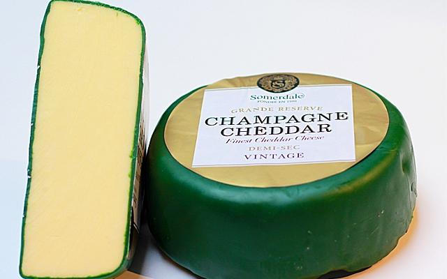 Champagne Cheddar