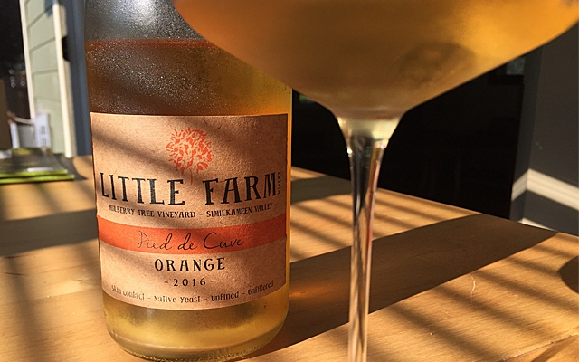 Orange is the new Rosé