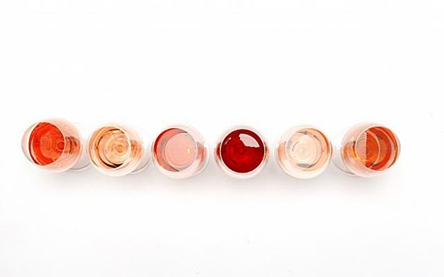 Top Ten Rosés for Valentine's Day