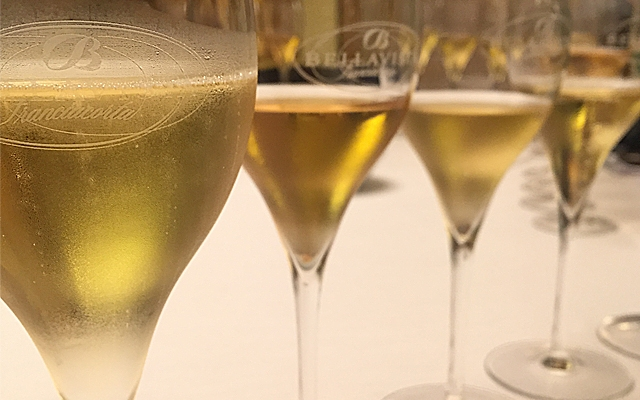 Sparking Interest in Sparkling Wine