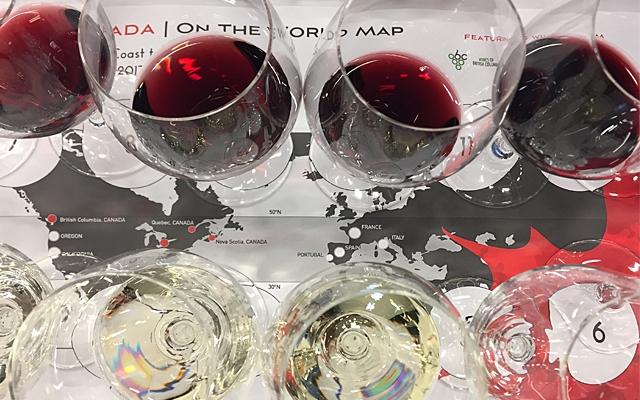 Top 10 : Vancouver Wine Fest