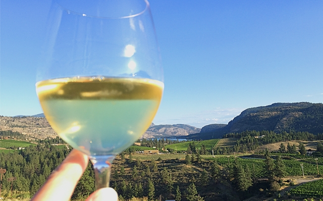 Top 10 : BC Chardonnay