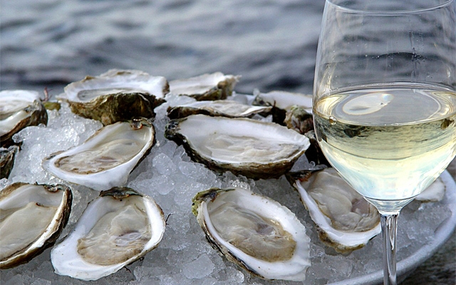 Top 10 : Oyster Wines