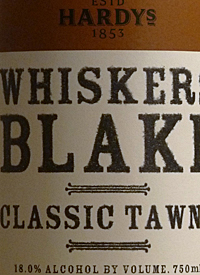 Hardys Whiskers Blake Classic Tawny Porttext