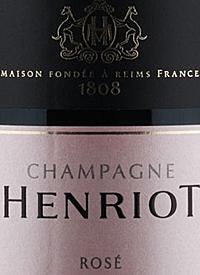 Champagne Henriot Rosétext