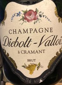 Diebolt-Vallois Prestige à Cramant Blanc de Blancs Brut