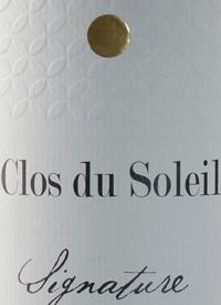 Clos du Soleil Signaturetext