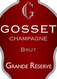 Champagne Gosset Grand Reserve Bruttext