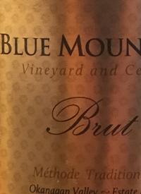 Blue Mountain Bruttext