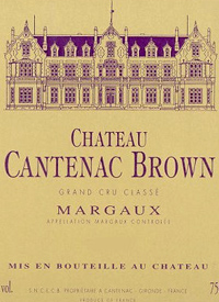 Chateau Cantenac Browntext