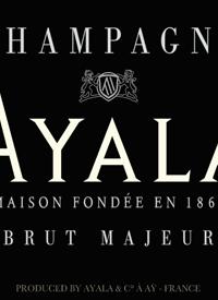 Champagne Ayala Majeur Bruttext
