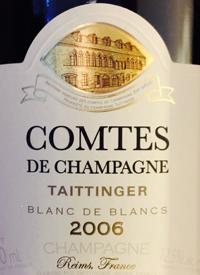 Taittinger Comtes de Champagne Blanc de Blancstext