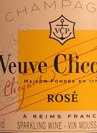 Veuve Clicquot Rosé Bruttext