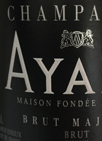 Champagne Ayala Majeur Bruttext