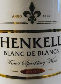 Henkell Trocken Blanc de Blancs Dry Sekttext
