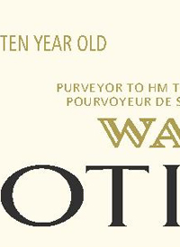 Warre's Otima 10 Year Old Porttext
