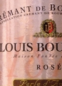 Louis Bouillot Perle d'Aurore Rosé Crémant de Bourgognetext