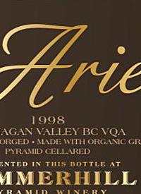 Summerhill Pyramid Winery Cipes Ariel Premier Cuvée