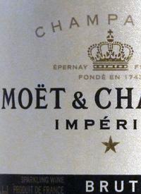 Moët & Chandon Impérial Bruttext