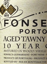 Fonseca 10 Year Old Aged Tawny Porttext