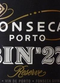 Fonseca Bin No 27 Finest Reserve Porttext