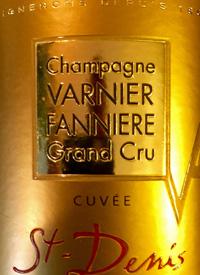 Champagne Varnier-Fanniere Cuvée St. Denis Brut Grand Crutext