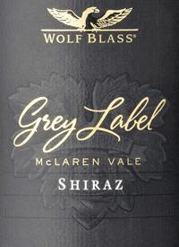 Wolf Blass Grey Label Shiraztext
