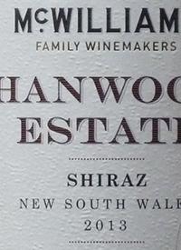 McWilliam's Hanwood Shiraztext
