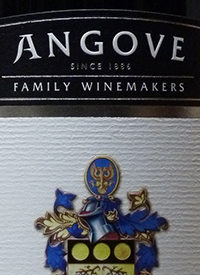 Angove Family Crest Shiraztext