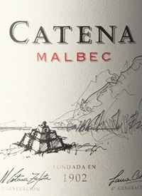 Catena Malbec Mountain Vinestext