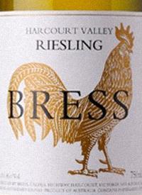 Bress Harcourt Valley Rieslingtext