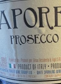 Vaporetto Prosecco No 8 Bruttext