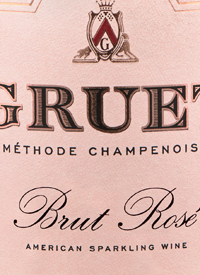 Gruet Brut Rosétext
