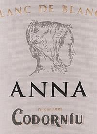 Anna de Codorníu Blanc de Blancstext