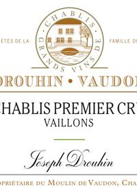Drouhin Vaudon Chablis Reserve de Vaudontext