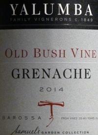 Yalumba Old Bush Vine Grenachetext
