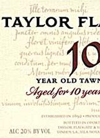 Taylor Fladgate 10 Year Old Tawnytext