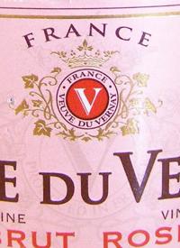 Veuve du Vernay Brut Rosétext