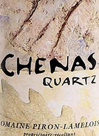 Domaine Piron-Lameloise Chénas Quartztext